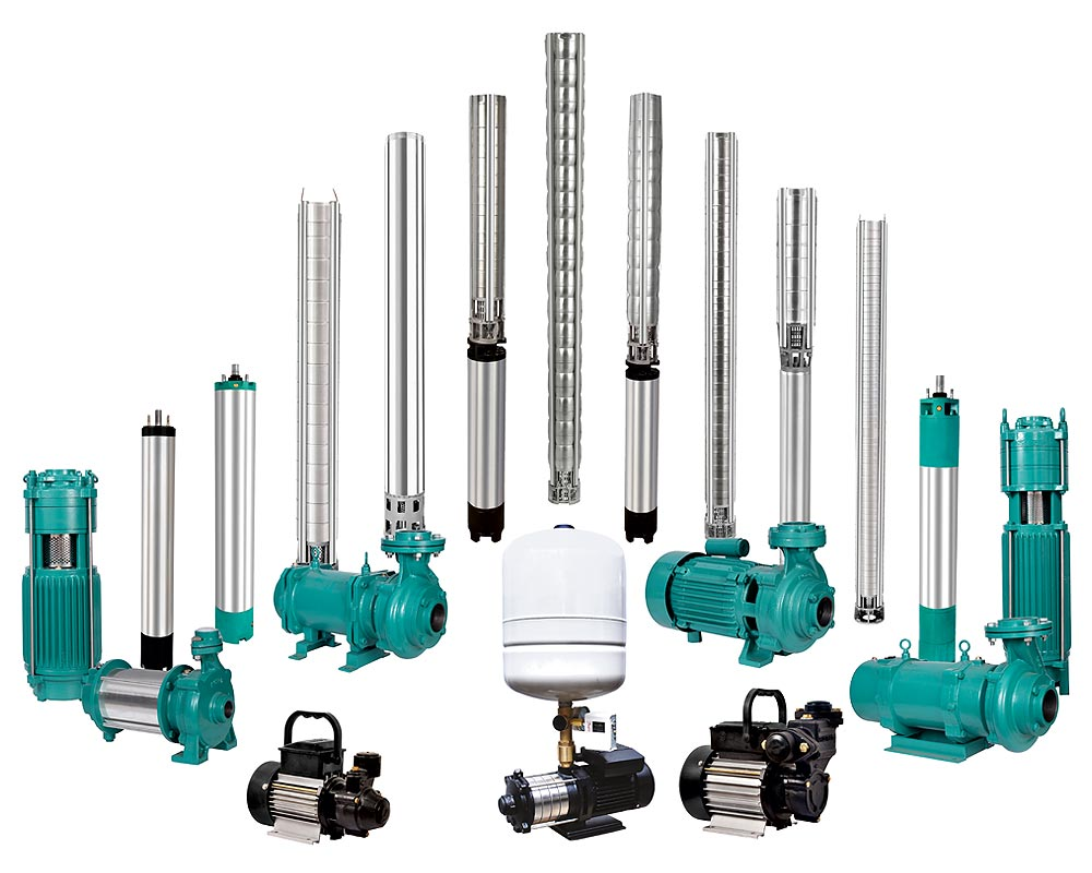 Complete Pumping Solutions, High Performance Domestic, Agriculture, Industrial & Commercial Pumping Solution provider with Greater Efficiency and Reliability