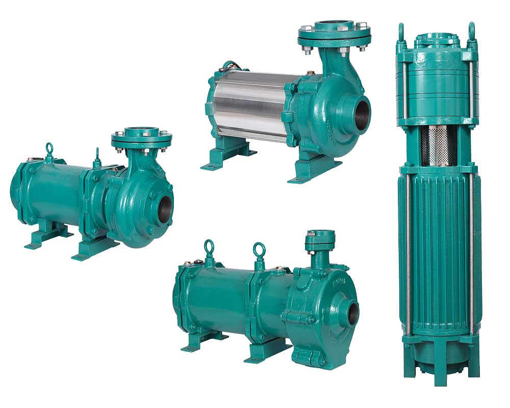 Openwell Submersible Pumps, Openwell Submersible Pumps